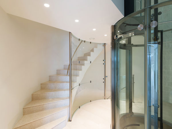 mini ascensore-da-appartamento