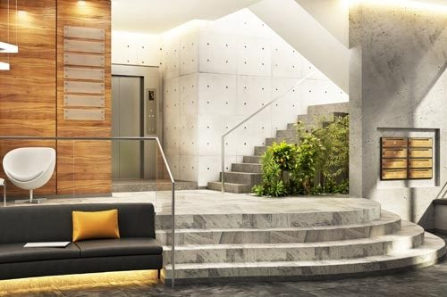 L'utilità di un ascensore interno d'appartamento