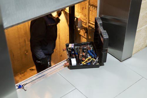 Extracorsa ascensore: altezza minima