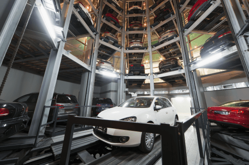 montauto sistemi di parcheggio su multilivello