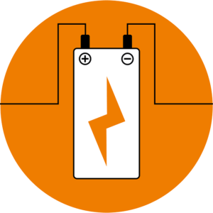 batteria a litio per scooter elettrico per disabile
