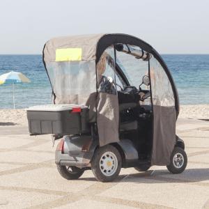 copertura in plastica per scooter elettrico per disabili