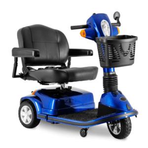 scooter elettrico per disabili 3 ruote