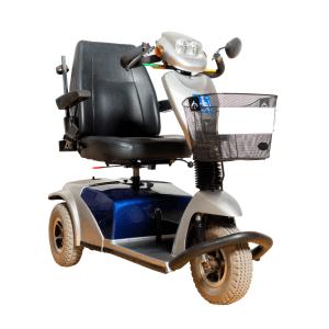scooter elettrico per disabili colorato