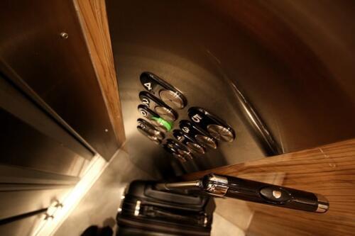 Controllo accessi ascensori